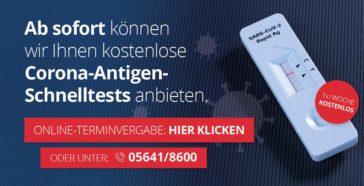Coronatest Apotheke Niemann